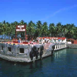 Andaman Ross Island