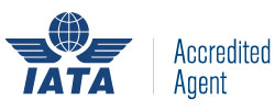 IATA Accredited- Agent