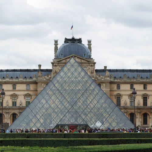 France - Paris Louvre Palace