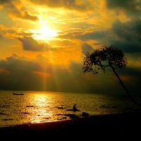 Andaman Beach Sunset