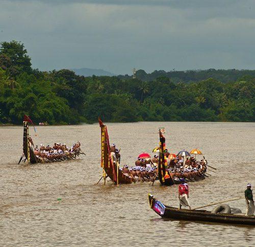Snake Boat Race, Kerala