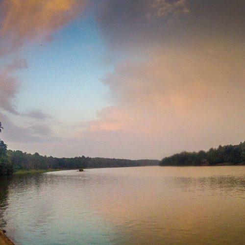 Chaliyar Lake