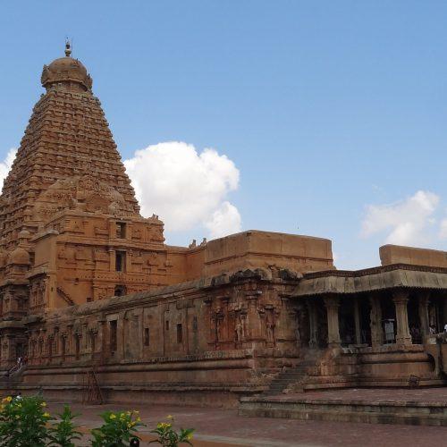 Brahadeeswara Temple, Tanjore