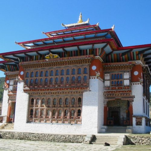 Ura Monastery