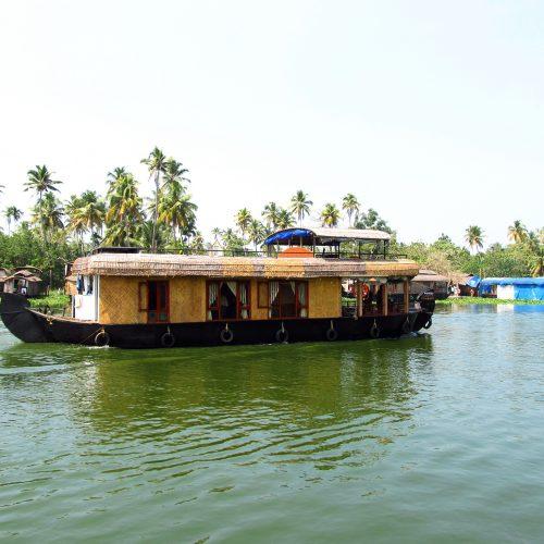 Back Waters, Kerala