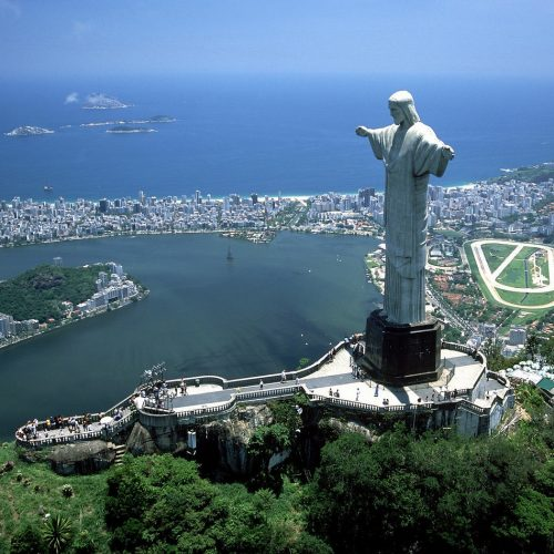 Statue of Christ, Brazil