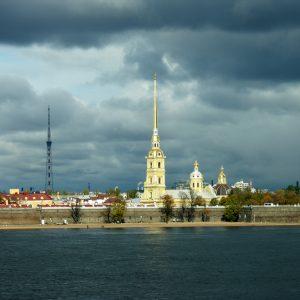Peter&Paul's Fortress, St.Petersburg