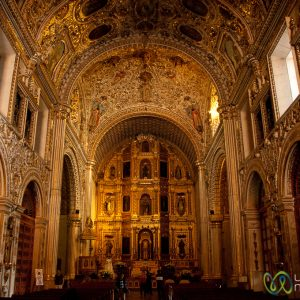 Santo Domingo Church, Mexico