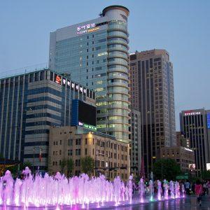 Seoul, Down Town