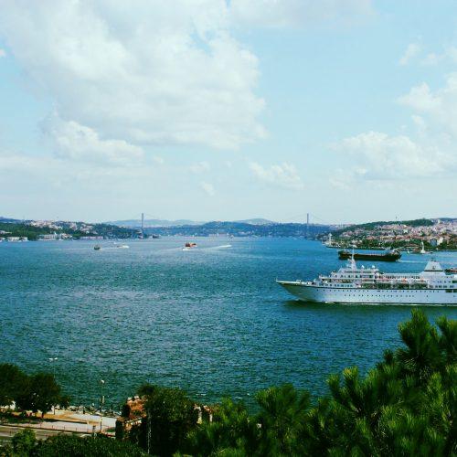 Marmara Sea, Turkey