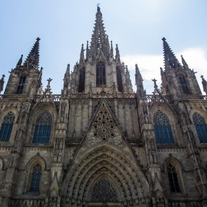Gothic Cathedral, Barcelona