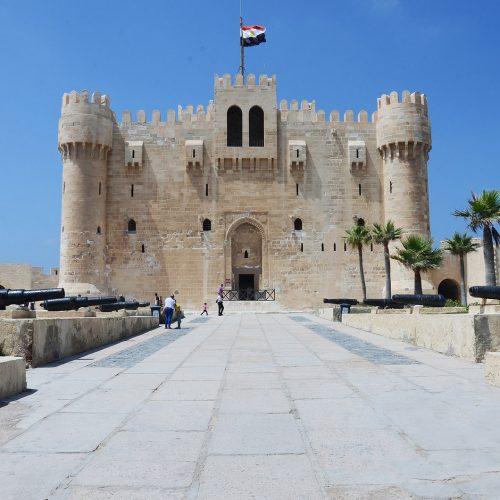 Qaite Bay Citadel, Alexandria