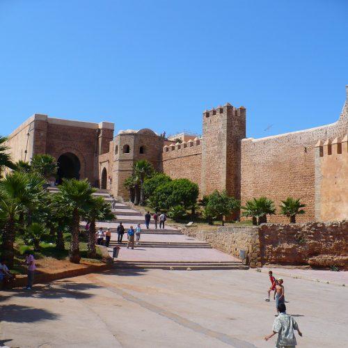 Kasbah, Morocco