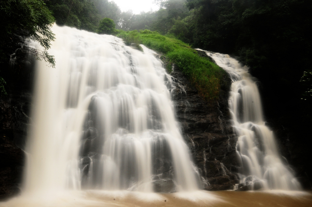 Abby Falls, Coorg