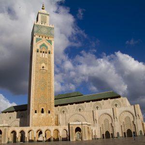 Hassan Tower, Casablanca, Morocco