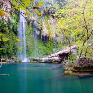 Kursunlu Waterfalls, Antalya