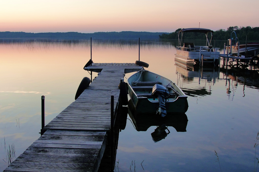 Bass Lake
