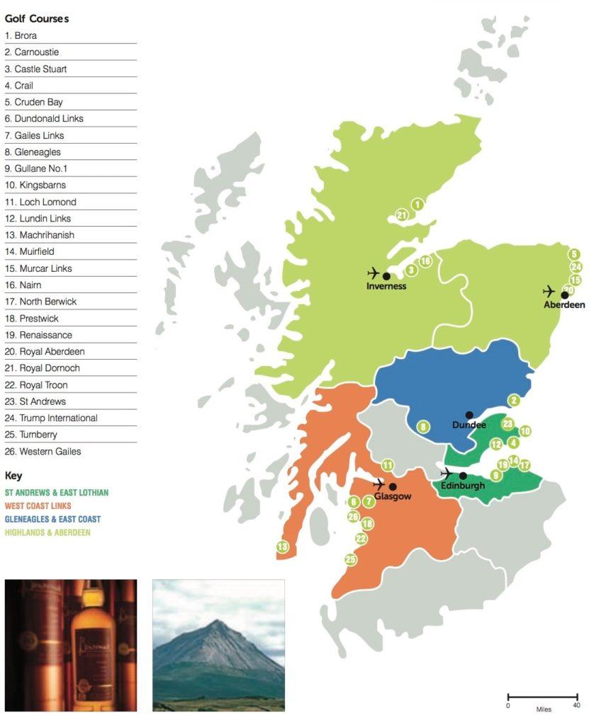 Scotland Courses